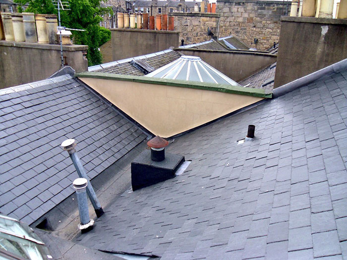 Apex Roofing Contracts Edinburgh Roofing Services